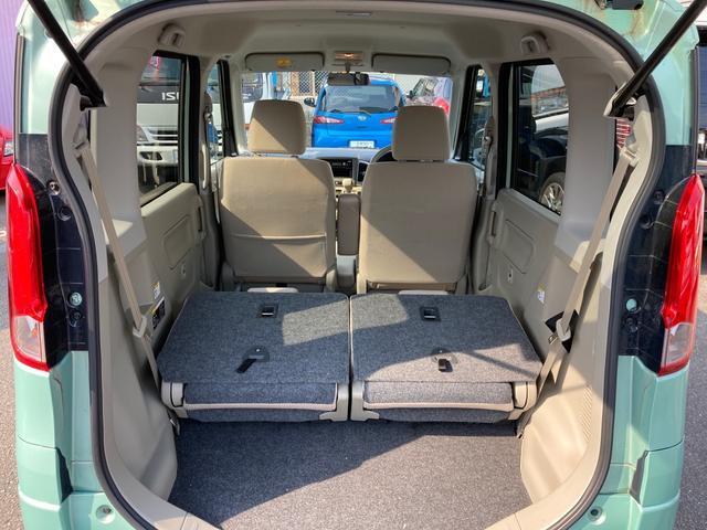 G 女性ワンオーナー禁煙車 両側スライドドア キーレスプッシュスタート ETC 盗難防止システム CDオーディオ オートエアコン アイドリングストップ(21枚目)