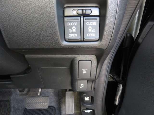 G・ターボLパッケージ ナビ Rカメラ DVD再生 フルセグTV ステアリングスイッチ オート付HIDヘッドライト HIDフォグ 両側電動スライドドア パドルシフト クルーズコントロール スマートキー ETC 15アルミ(12枚目)