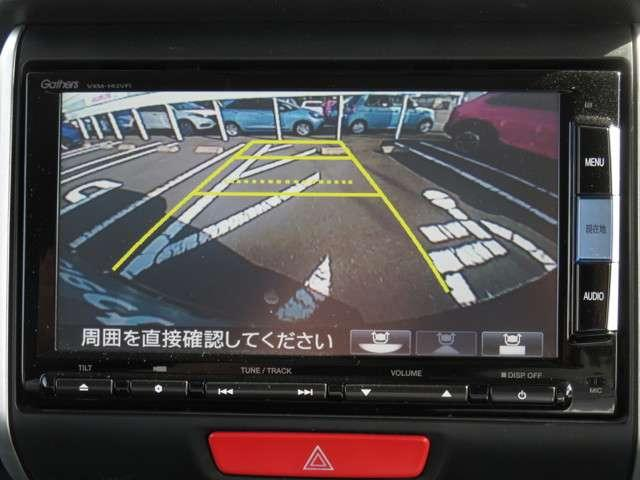 G・Aパッケージ インターナビ Rカメラ CD DVD再生 フルセグTV オート付HIDヘッドライト フォグランプ 左電動スライドドア サイドカーテンエアバッグ スマートキー ETC VSA アルミ あんしんパッケージ(8枚目)