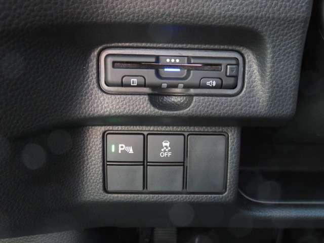 L インターナビ リアカメラ CD DVD再生 CD録音 フルセグTV 左電動スライドドア サイドカーテンエアバッグ シートヒーター LEDヘッドライト・フォグ 後席テーブル 14インチアルミ センシング(6枚目)