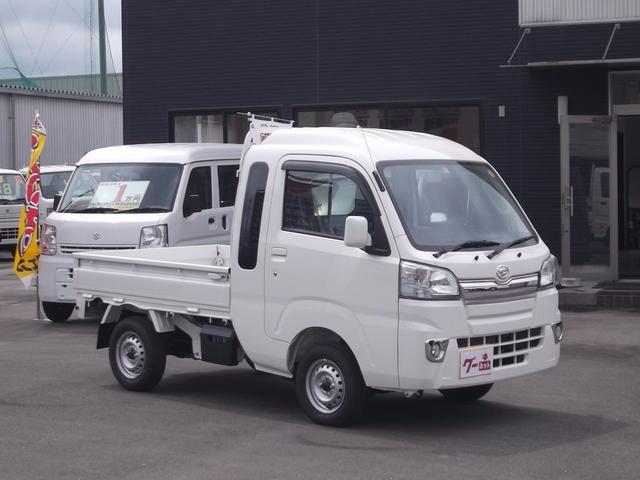 ダイハツ ハイゼットトラック ジャンボ 4WD オートマ メモリーナビ キーレス