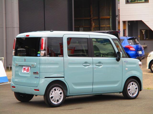「スズキ」「スペーシア」「コンパクトカー」「静岡県」の中古車5