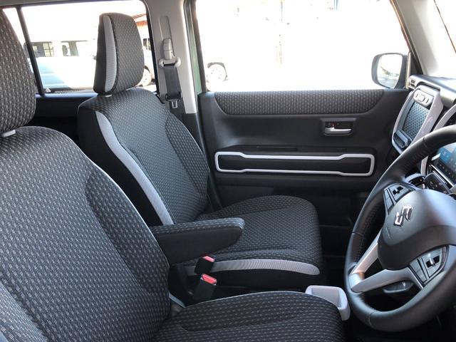 ハイブリッドXターボ 全方位モニター付きメモリーナビゲーション装着車 スズキセーフティサポート装着車(13枚目)
