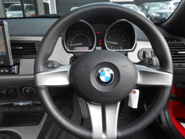 「BMW」「BMW Z4」「オープンカー」「静岡県」の中古車14