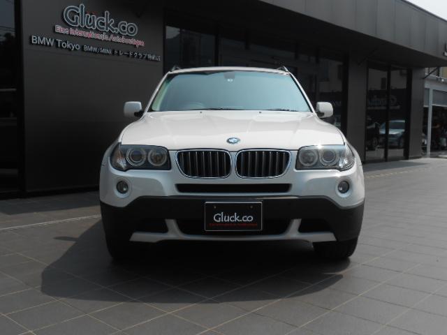 「BMW」「X3」「SUV・クロカン」「静岡県」の中古車2