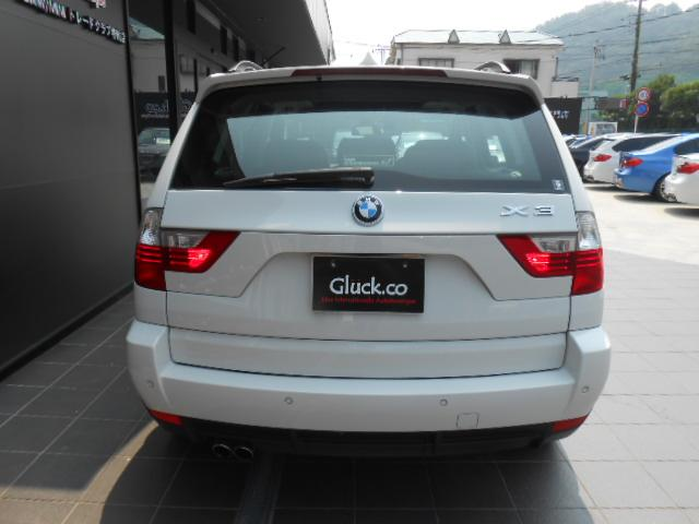 「BMW」「X3」「SUV・クロカン」「静岡県」の中古車5
