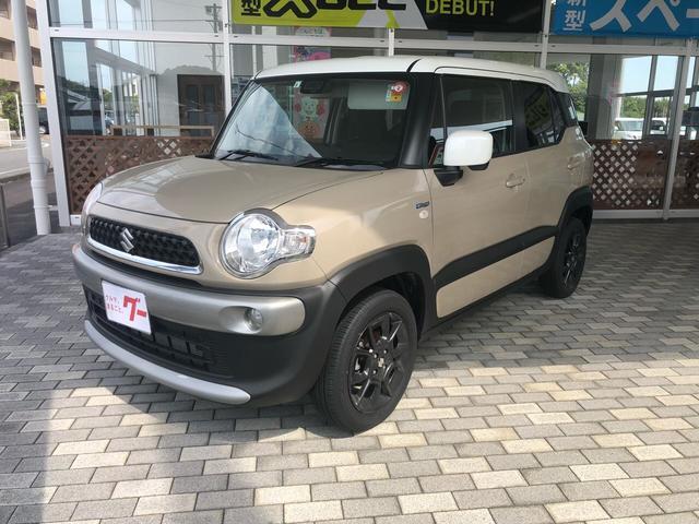 「スズキ」「クロスビー」「SUV・クロカン」「静岡県」の中古車3