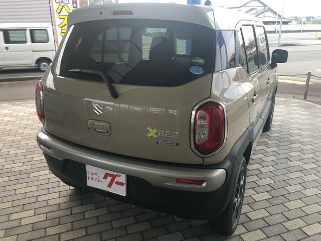 「スズキ」「クロスビー」「SUV・クロカン」「静岡県」の中古車7