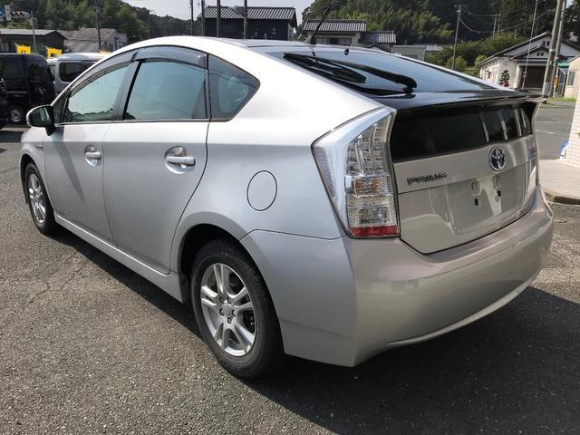 「トヨタ」「プリウス」「セダン」「静岡県」の中古車7