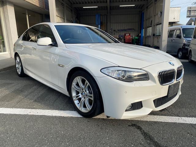 「BMW」「5シリーズ」「セダン」「静岡県」の中古車3