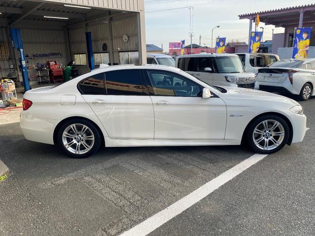 「BMW」「5シリーズ」「セダン」「静岡県」の中古車4