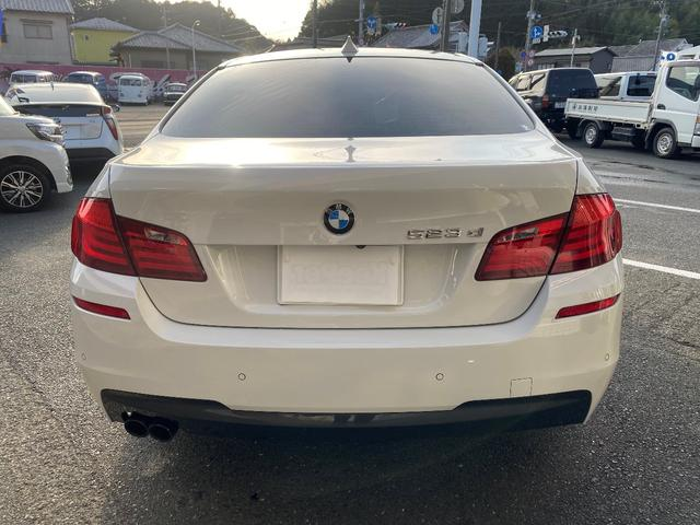 「BMW」「5シリーズ」「セダン」「静岡県」の中古車6
