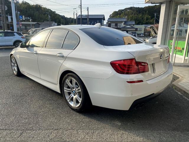 「BMW」「5シリーズ」「セダン」「静岡県」の中古車7