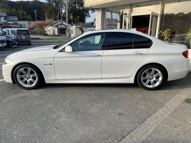 「BMW」「5シリーズ」「セダン」「静岡県」の中古車8
