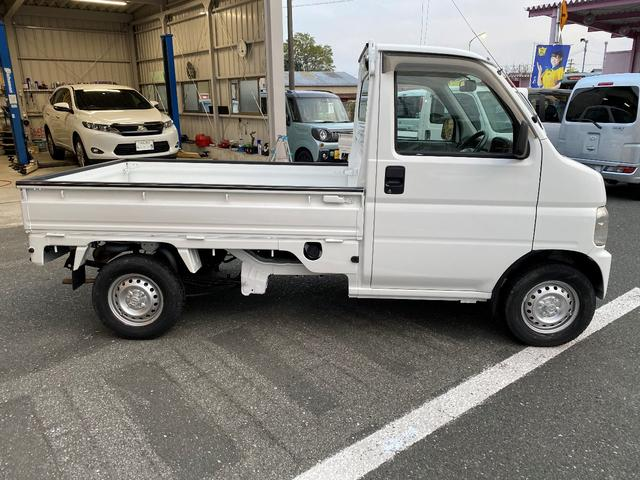 「ホンダ」「アクティトラック」「トラック」「静岡県」の中古車4
