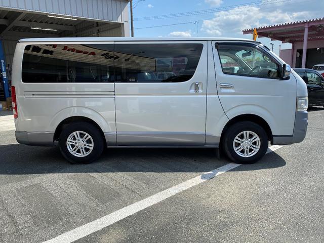 「トヨタ」「ハイエース」「その他」「静岡県」の中古車4