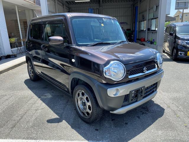「スズキ」「ハスラー」「コンパクトカー」「静岡県」の中古車3