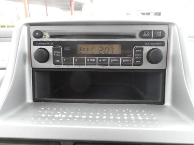 ホンダ ザッツ ベースグレード 純正CD ラジオ キーレス
