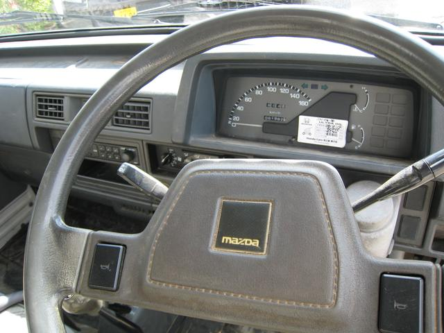 マツダ ボンゴトラック ワイドロー 4WD