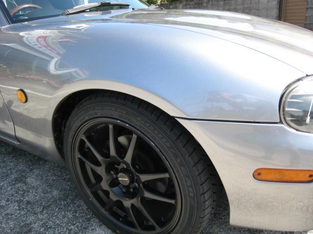 「マツダ」「ロードスター」「オープンカー」「静岡県」の中古車3
