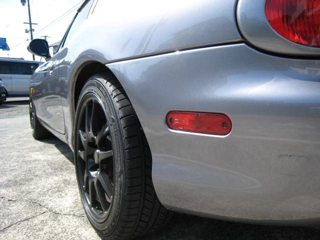 「マツダ」「ロードスター」「オープンカー」「静岡県」の中古車11