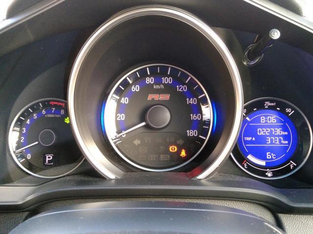 ホンダ フィット RS 純正HDDナビ 衝突軽減装置 LEDヘッド 禁煙車