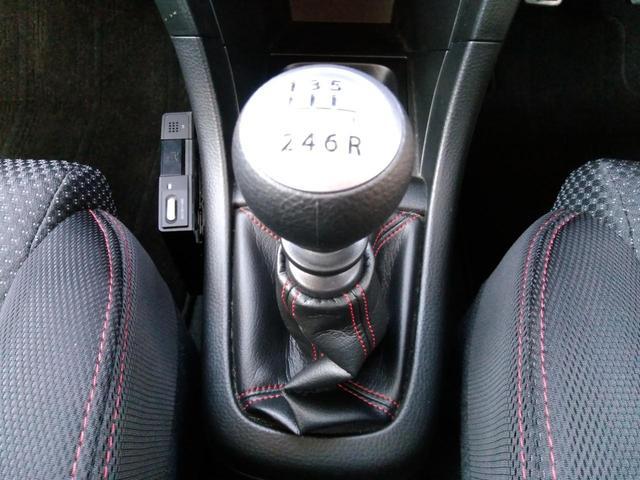 スズキ スイフトスポーツ ベースグレード HDDナビ 6MT 禁煙車