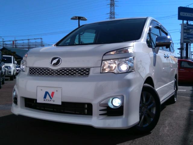 トヨタ ヴォクシー ZS 煌II 純正HDDナビ バックカメラ 禁煙車