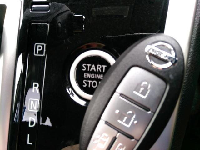 あると便利なインテリジェントキー装備☆カバンやポケットに入れたままドアの開閉やエンジンがかけられます♪