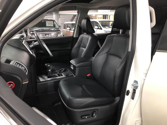 ゆったり☆ひろびろ☆の車内スペース♪一人一人の空間に余裕があります!!