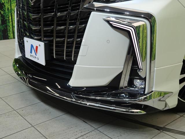 2.5S Cパッケージ ALPINE11型SDナビTV サンルーフ モデリスタフルエアロ シグネチャーイルミプレート 3眼LED デジタルインナーミラー 両側電動ドア シートヒーター&クーラー パワーバックドア 禁煙車(21枚目)