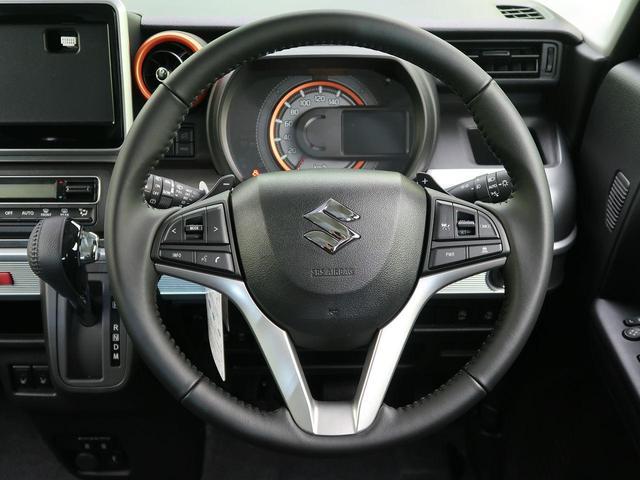ハイブリッドXZ ターボ 届出済未使用車 スズキセーフティサポート 両側パワースライドドア USB端子×2 前席シートヒーター(30枚目)