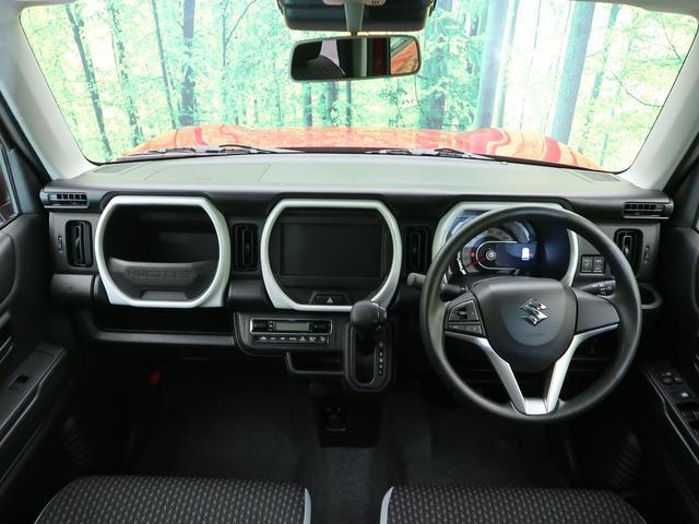 ハイブリッドG デュアルカメラブレーキサポート スマートキー 前席シートヒーター コーナーセンサー オートライト オートエアコン シートヒーター プッシュスタート 横滑り防止装置 盗難防止装置 禁煙車(2枚目)
