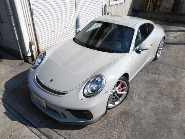 911GT3 Touringpackage(3枚目)