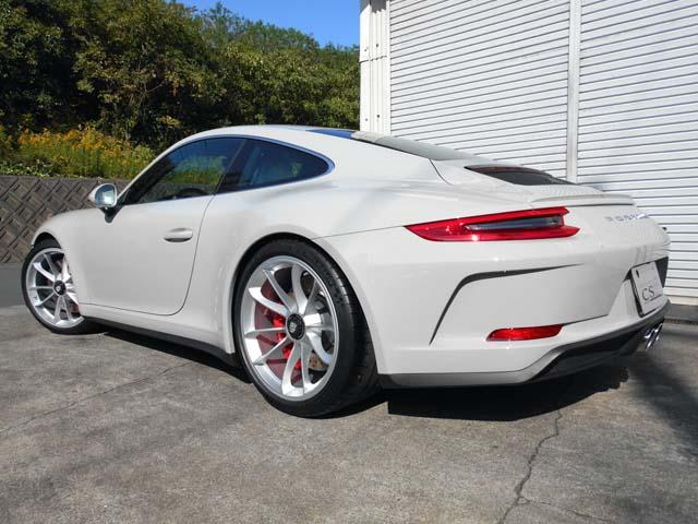 911GT3 Touringpackage(9枚目)