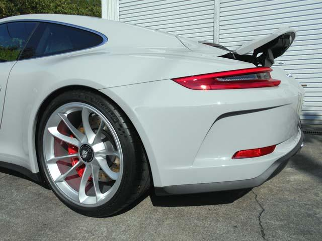 911GT3 Touringpackage(11枚目)