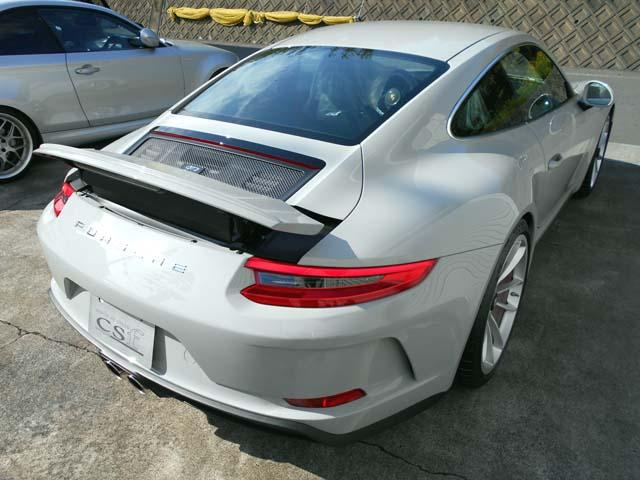 911GT3 Touringpackage(12枚目)