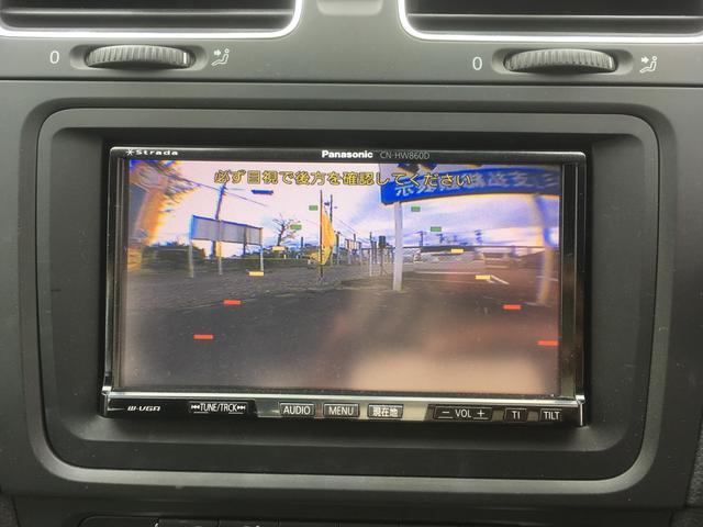 フォルクスワーゲン VW ゴルフ TSIコンフォートライン フルセグナビ Bカメラ ETC