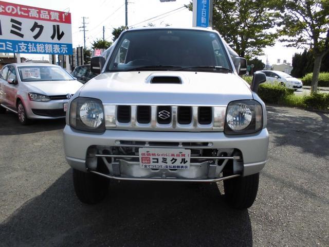 「スズキ」「ジムニー」「コンパクトカー」「静岡県」の中古車3
