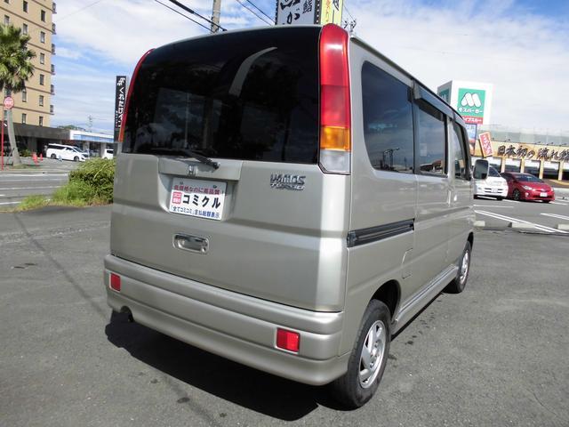 「ホンダ」「バモス」「コンパクトカー」「静岡県」の中古車8