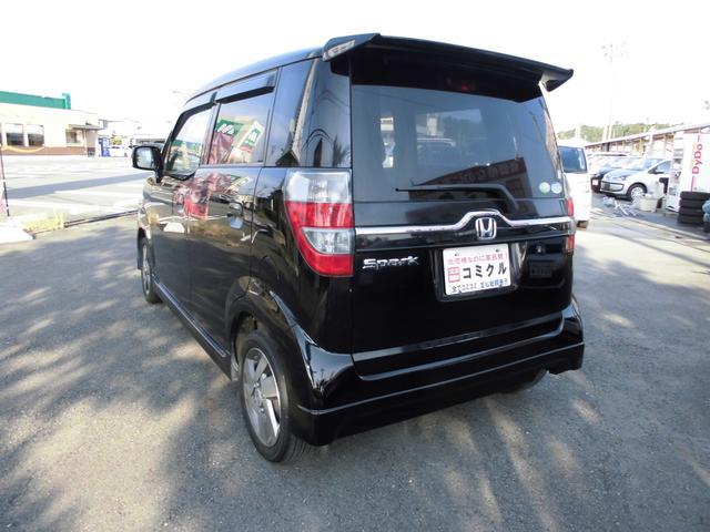 「ホンダ」「ゼストスパーク」「コンパクトカー」「静岡県」の中古車9