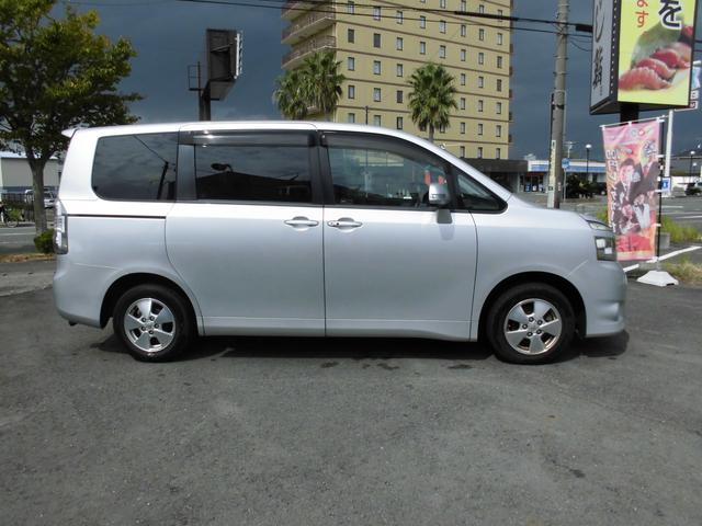 「トヨタ」「ヴォクシー」「ミニバン・ワンボックス」「静岡県」の中古車6