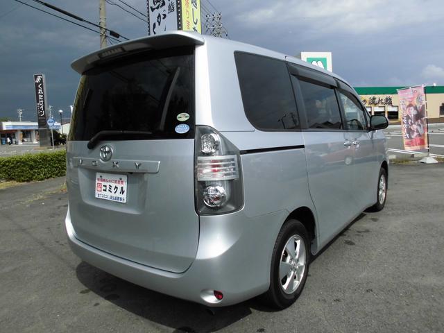 「トヨタ」「ヴォクシー」「ミニバン・ワンボックス」「静岡県」の中古車8