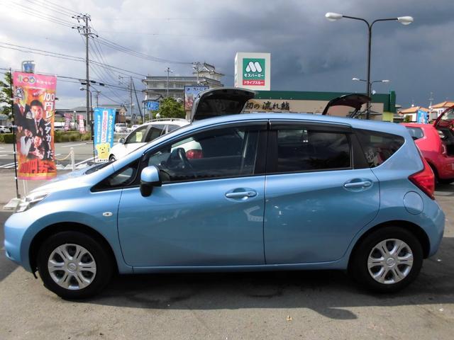 「日産」「ノート」「コンパクトカー」「静岡県」の中古車5