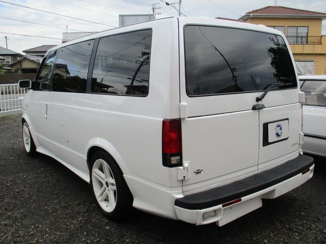 「シボレー」「シボレー アストロ」「ミニバン・ワンボックス」「静岡県」の中古車4