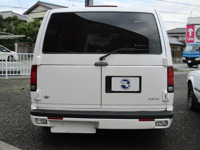 「シボレー」「シボレー アストロ」「ミニバン・ワンボックス」「静岡県」の中古車5