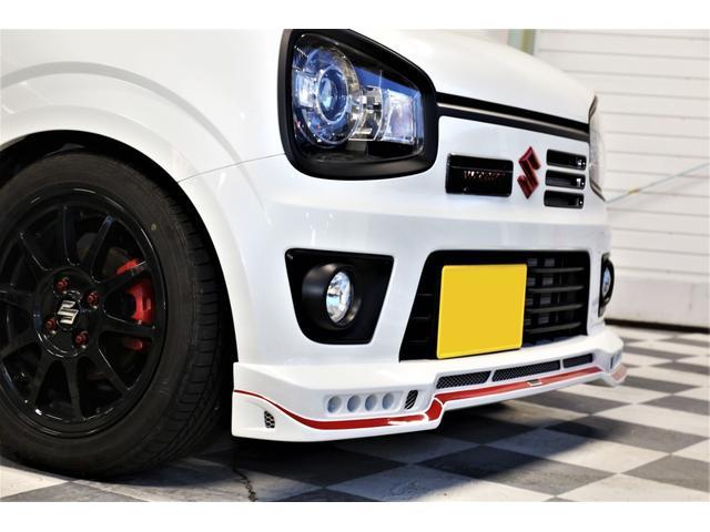 ベースグレード 17RPコンプリート NAVIC車高調・ECU移設キット・4本出しチタンカラーテールマフラー・フルエアロ・ハイオク仕様ECU・電着塗装エンブレム・ダクト加工(8枚目)