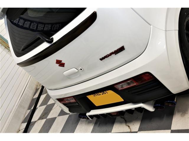 ベースグレード 17RPコンプリート NAVIC車高調・ECU移設キット・4本出しチタンカラーテールマフラー・フルエアロ・ハイオク仕様ECU・電着塗装エンブレム・ダクト加工(9枚目)