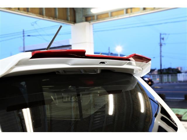 ベースグレード 17RPコンプリート NAVIC車高調・ECU移設キット・4本出しチタンカラーテールマフラー・フルエアロ・ハイオク仕様ECU・電着塗装エンブレム・ダクト加工(10枚目)