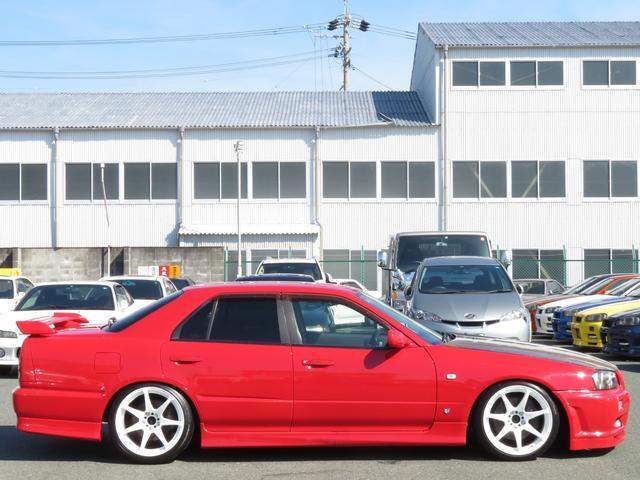 日産 スカイライン GTターボ HKS GT-RSタービン WORK18インチ